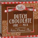 Funfresh Foods Gluten-Free Dutch Chocolate Cake Mix