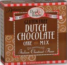 Funfresh Foods Gluten-Free Dutch Chocolate Cake Mix