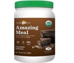 Amazing Grass Gluten-Free Amazing Meal Powder