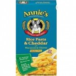 Annies Gluten Free Rice Pasta Macaroni and Cheese Dinner