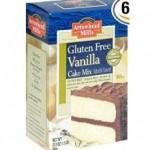 Arrowhead Mills Gluten-Free Vanilla Cake Mix