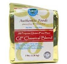 Authentic Foods Gluten Free Classical Blend Flour