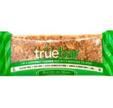Bakery on Main Gluten Free Truebar Coconut Cashew Hazelnut Bar