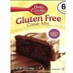 Betty Crocker Gluten Free Devils Food Cake Mix