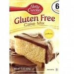 Betty Crocker Gluten-Free Yellow Cake Mix