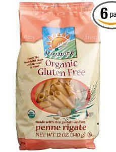 Bionaturae Organic Gluten-Free Penne Rigate