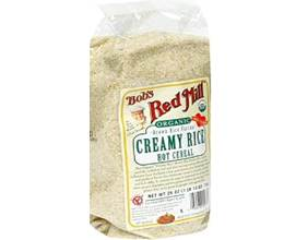 Bobs Red Mill Gluten Free Creamy Rice Farina Hot Cereal