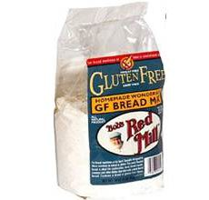 Bobs Red Mill Gluten Free Homemade Wonderful Bread Mix