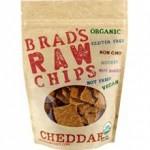 Brads Raw Chips Gluten-Free Cheddar Flavor