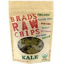 Brads Raw Chips Gluten-Free Kale Flavor