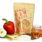 Brads Raw Chips Gluten-Free Red Bell Pepper