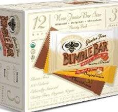 BumbleBar Gluten-Free Variety Pack Bars