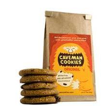 Caveman Gluten-Free Original Cookies