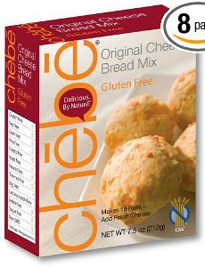 Chebe Gluten-Free Cheese Bread Mix