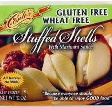 Contes Gluten-Free Stuffed Shells Frozen