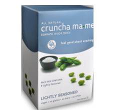 Cruncha Ma-Me Gluten-Free Veggie Snack Lightly Seasoned