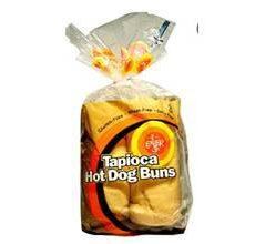 Ener-G Gluten-Free Hotdog Buns