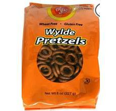 Ener-G Gluten-Free Wylde Pretzles