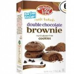 Enjoy Life Gluten-Free Double Chocolate Brownie Cookies