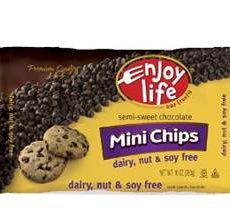 Enjoy Life Gluten-Free Semi Sweet Chocolate Chips