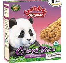 EnviroKidz Gluten-Free Organic Crispy Rice Peanut Butter