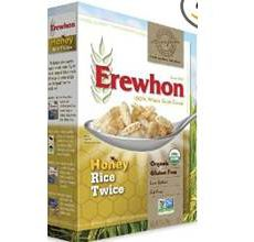 Erewhon Gluten-Free Honey Rice Cereal