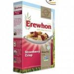 Erewhon Gluten-Free Strawberry Crisp Cereal