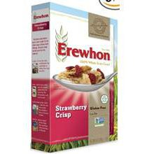 Erewhon Gluten-Free Strawberry Crisp Cereal