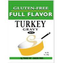 Full Flavor Gluten-Free Turkey Gravy Mix