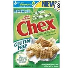 General Mills Gluten Free Apple Cinnamon Chex Cereal