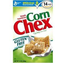 General Mills Gluten Free Corn Chex Cereal