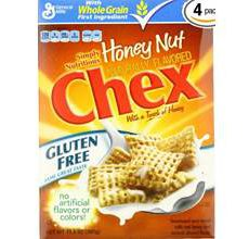 General Mills Gluten Free Honey Nut Chex