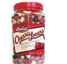 Gimble's Gluten-Free Cherry Lovers Candy