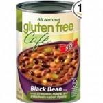 Gluten-Free Cafe Black Bean Soup