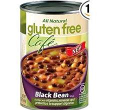 Gluten-Free Cafe Black Bean Soup