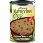 Gluten-Free Cafe Cream of Mushroom Soup