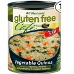 Gluten-Free Cafe Vegetable Quinoa Soup