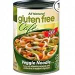 Gluten-Free Cafe Veggie Noodle Soup