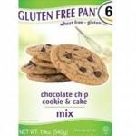 Gluten-Free Pantry Chocolate Chip Cookie Cake Mix