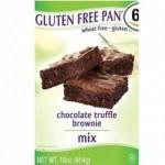 Gluten-Free Pantry Chocolate Truffle Browniecake Mix