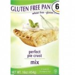 Gluten-Free Pantry Perfect Pie Crust Mix