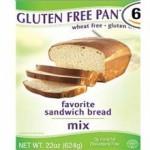 Gluten-Free Pantry Sandwich Bread Mix