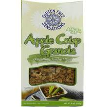 Gluten Free Sensations Apple Crisp Granola