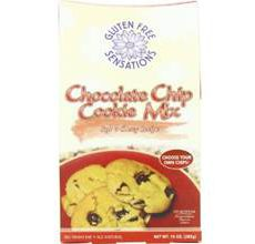 Gluten Free Sensations Chocolate Chip Cookie Mix