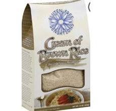 Gluten Free Sensations Cream of Brown Rice