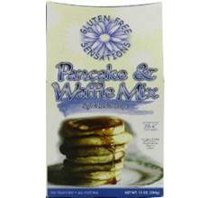 Gluten Free Sensations Pancake and Waffle Mix