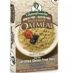 Glutenfreedas Instant Oatmeal
