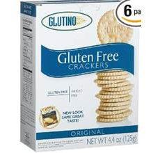 Glutino Gluten-Free Crackers