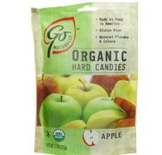 GoNaturatlly Gluten-Free Organic Apple Hard Candies