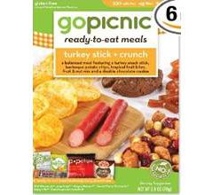 GoPicnic Gluten-Free Turkey Stick Crunch